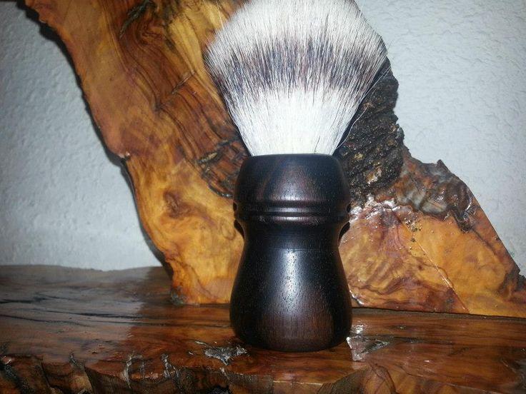 Nueva Duida Socca, Ebano de Macassar - Foro Afeitado www.artesaniaeldruida.com  Brochas de afeitar personalizadas.