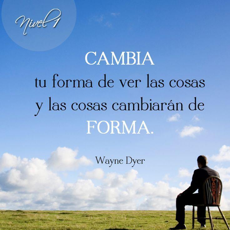 Capsula de Autoestima: Wayne Dyer sus mejores frases.