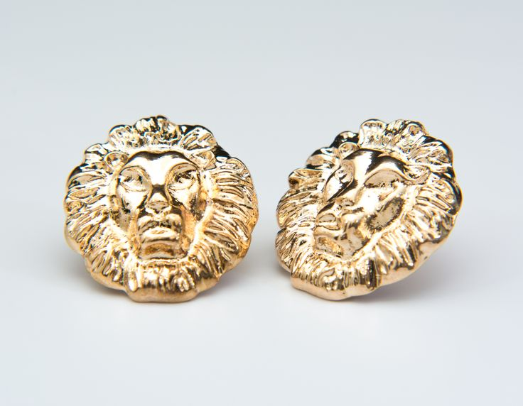 Aretes en EL TESORO: Lion.