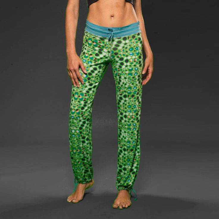 Yogin Turtle Back Pants: 8.415 Ft