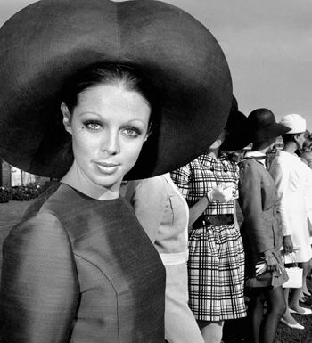 Melbourne Spring Carnival - Fashions of the Field 1968
