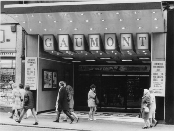 Gaumont Cinema, Sauchiehall street . Demolished along with the New Savoy in Hope street after fire.Site now occupied by the Savoy Centre