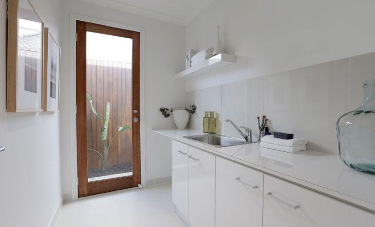 House Design: Dunes - Porter Davis Homes Laundry