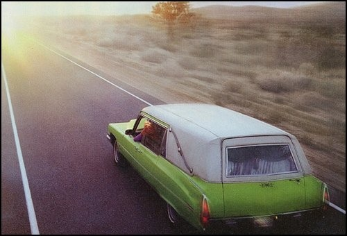 Six Feet Under Hearse: 9 Best Images About HEARSES On Pinterest