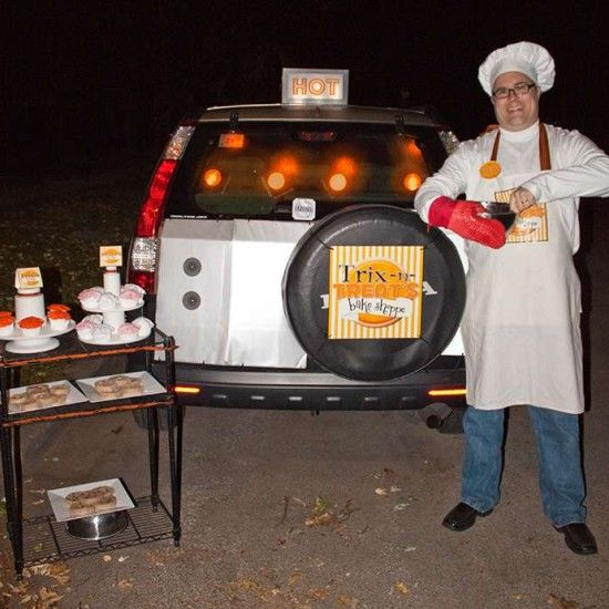 21clever trunk or treat decorating ideas - Halloween Trunk Or Treat Decorating Ideas