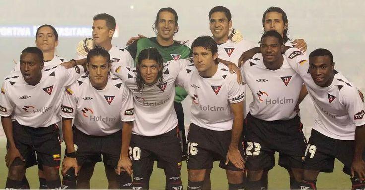 LDU - Campeão de 2008 da Copa Libertadores da América