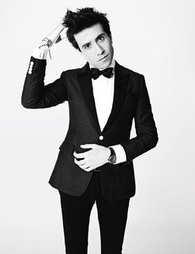 Nick Grimshaw ... too bad he swings for the other team :/