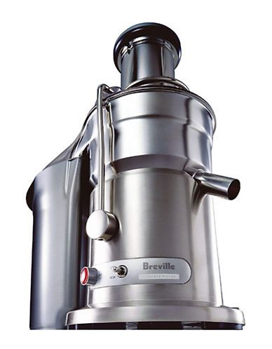 Breville Juice Fountain Elite-SILVER-One Size | 15% off
