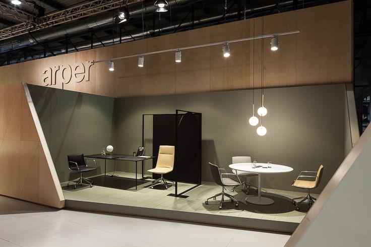 Arper Salone del Mobile 2015 / Work Place 3.0 – Salone Ufficio