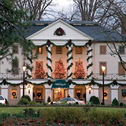 Great Places To See Santa Colonial Williamsburg Virginia