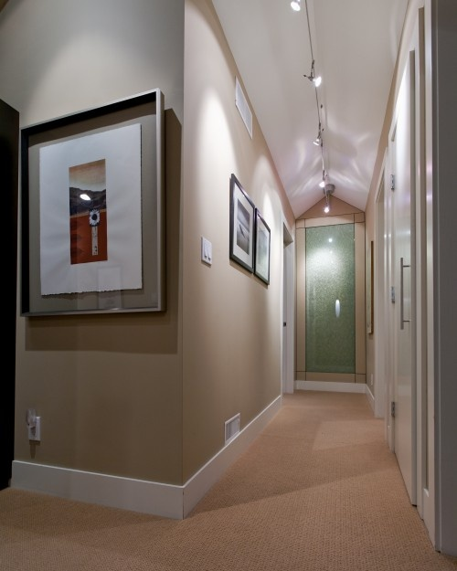Best Colors For Accent Wall At End Of Narrow Hallway: 101 Best Images About Living Room