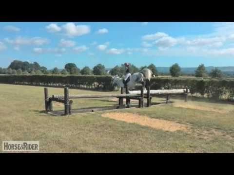 2003 Eventing Grand Slam winner Pippa Funnell divulges her expert schooling advice... #eventing #horseschooling