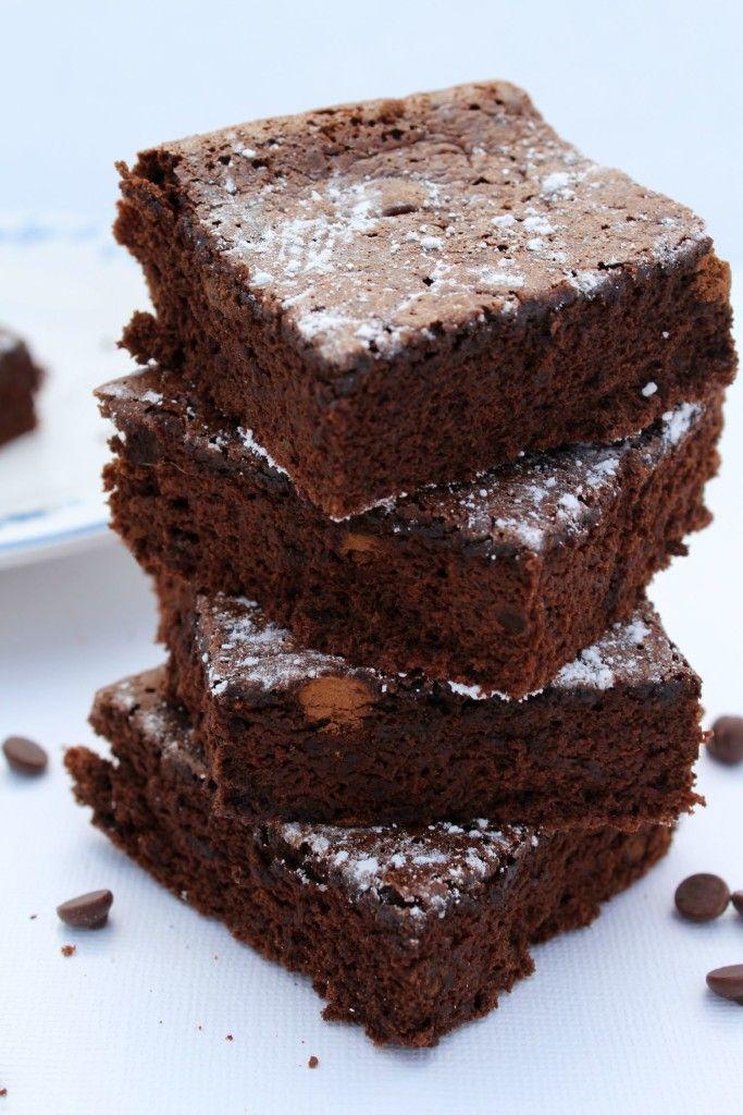 2 Ingredient Nutella Brownies - A Spark of Creativity