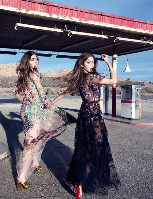 Harper's Bazaar Arabia January 2016