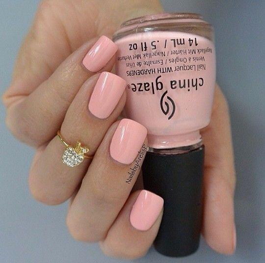 Nails Palo Rosa