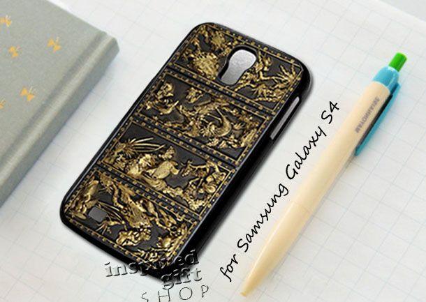 steampunk Aztec - design case for Samsung Galaxy