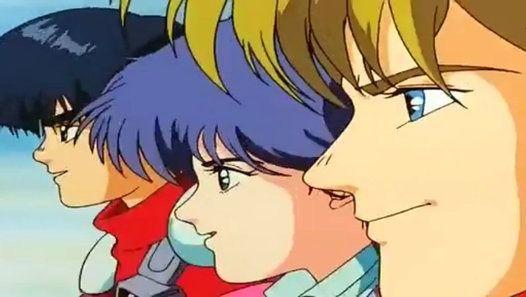 赤い光弾ジリオン 1987年放送 OP曲「ピュアストーン」 ED1「Push!」ED2「Rock Candy」:歌 結城梨沙