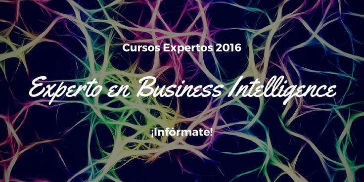 Cursos Expertos 2016. Experto en Business Intelligence #livetraining #traintium