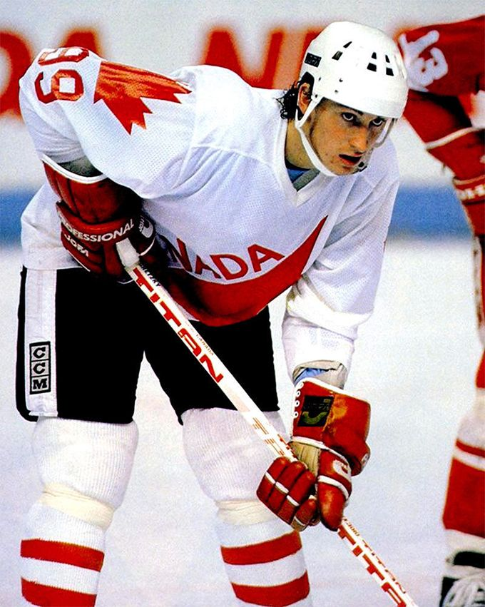 Wayne Gretzky | Team Canada | Hockey