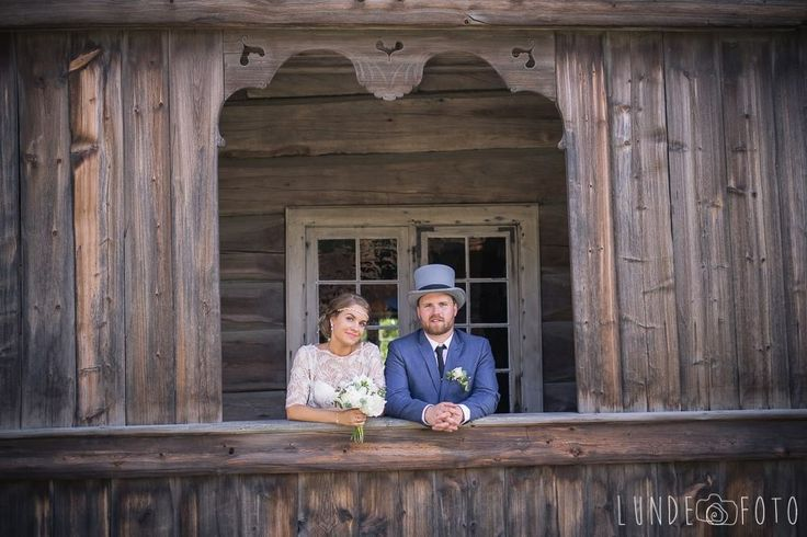 Wedding photography at #maihaugen in #Lillehammer. Beautiful newlyweds 💞