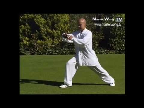 ▶ Tai chi for beginners - Yang style Form lesson 3 - YouTube