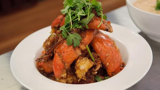Chilli Mud Crab with Xo Sauce | Recipes | MasterChef Australia