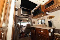 custom peterbilt sleeper interiors | Copyright © 2010 10-4 Magazine® and Tenfourmagazine.com