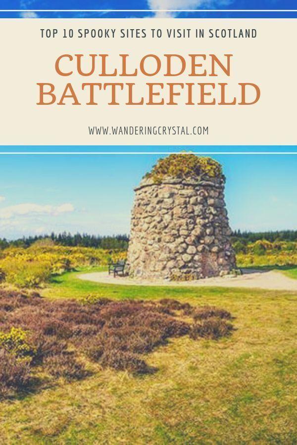 Besuchen Sie Culloden Moor und sehen Sie wo die Schlacht von Culloden in Inverne…