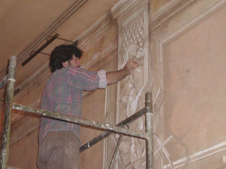 Fresco Fresco Painting Italian Frescoes Books Worth
