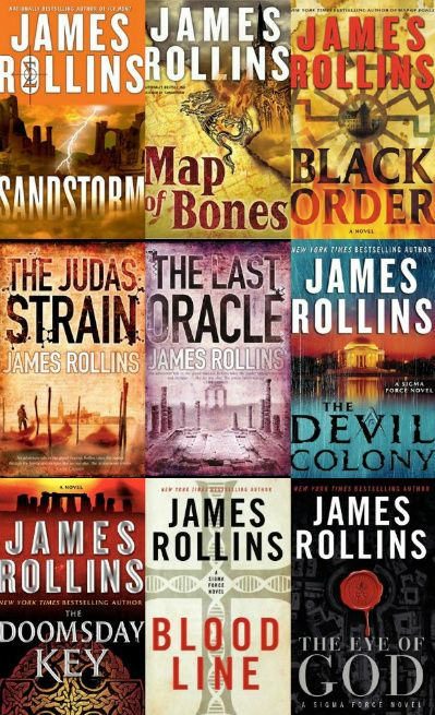 black order james rollins - Google Search