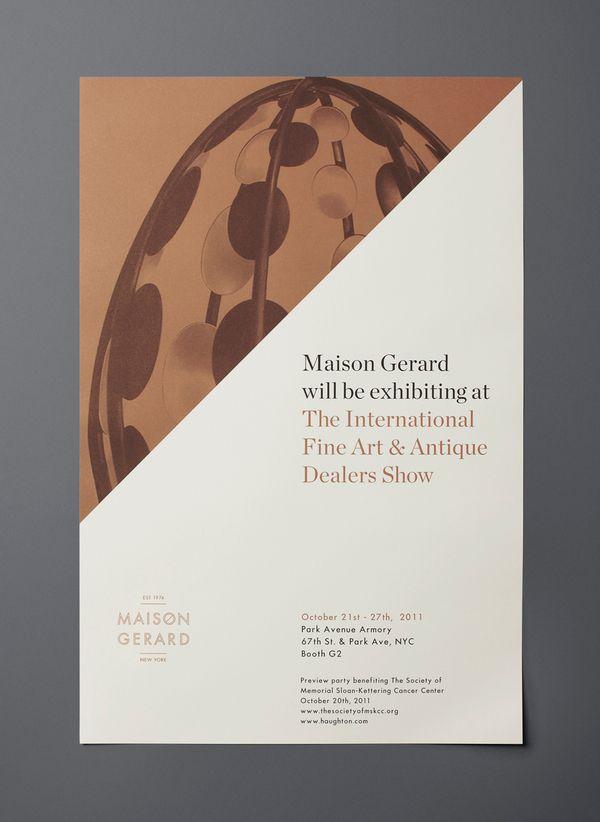 Maison Gerard by Christian Cervantes, via Behance