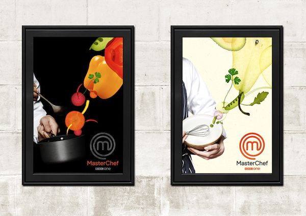 A New Logo & Re-Designed Branding For The 'MasterChef' Franchise