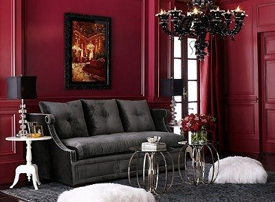 Victorian Decorating Ideas | ... Maries Manor: Boudoir Victorian Gothic  Style Bedroom Decorating