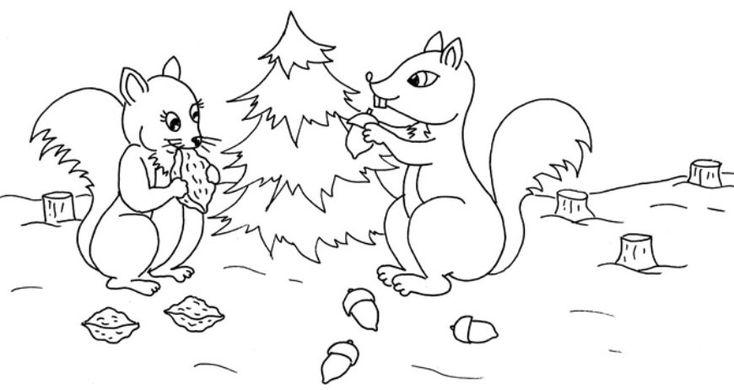 Veselé Vánoce v pohádkovém lese – knížka