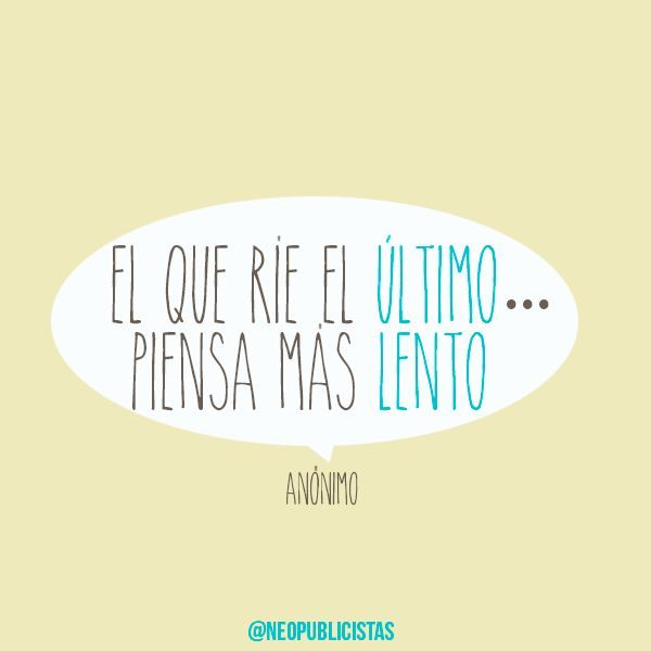 Suele pasar ;) #frases #quotes #facts