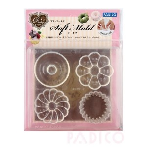 Padico Donut Clay & Resin Mold
