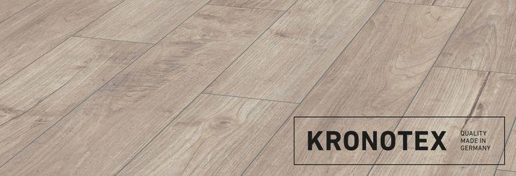 #Kronotex #Laminate Exquisit, Decor D3241 Nostalgie Teak Beige 1380mm long plank, 193mm wide  V4 Groove for that planked look and feel.