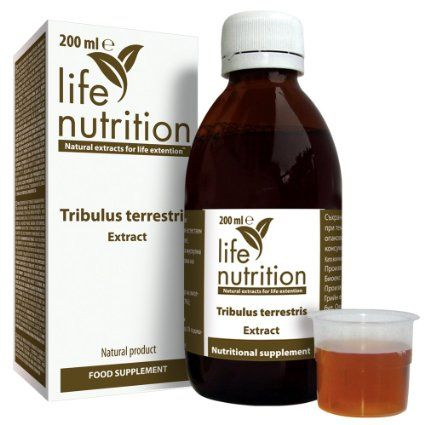 100% BULGARIAN EXTRACT OF TRUBULUS TERRESTRIS. A POWERFUL SOURCE FOR HEALTHY MEN. It enhances MUSCLE GROWTH, helps for the quick MUSCLE RECOVERY, and has a DIURETIC EFFECT and ANTIOXIDANT PROPERTIES. MADE IN BULGARIA!