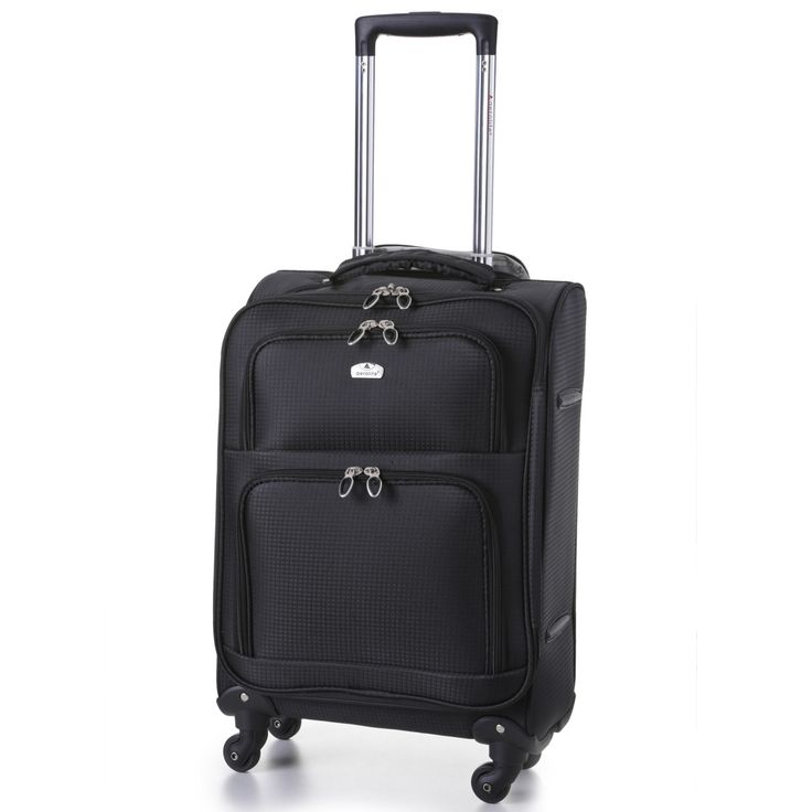 Hand Luggage Cabin Bags are replicas of their bigger counterparts. They offer the same functionality as the bigger ones. The manufacturing companies often lower weight and small size bags so that they can meet the restrictions of an airport.