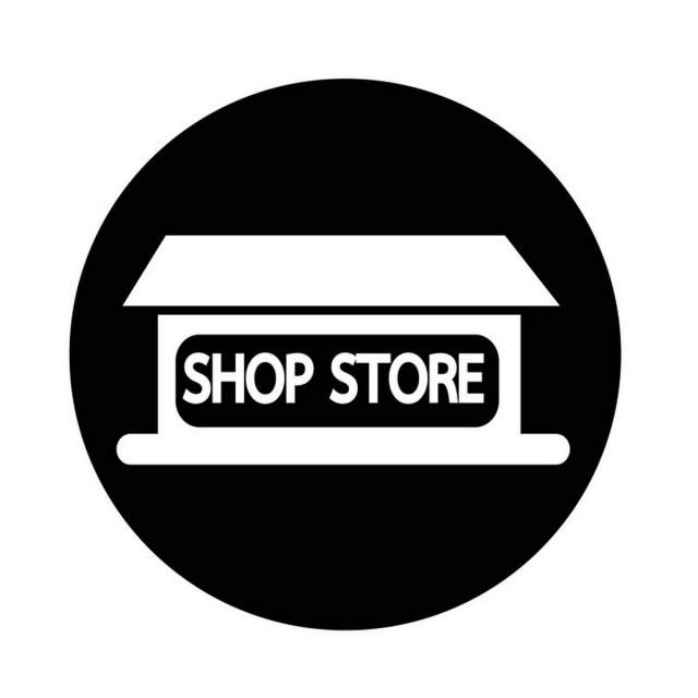 Shop Store Icon Store Icon Front Png And Vector With