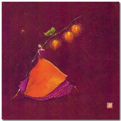Gaelle Boissonnard - They look like lanterns...