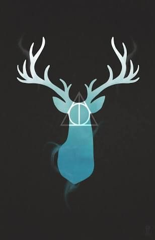 harry potter art expecto patronum stag epic - Pesquisa Google