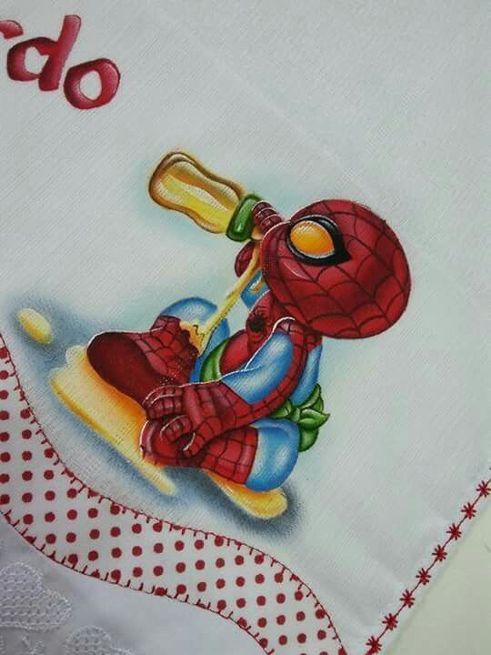 Baby aranha col.