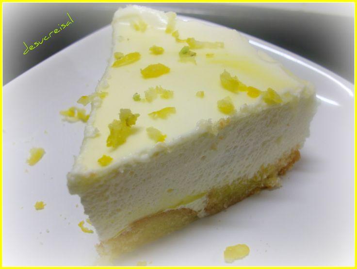 imprime la receta   Tenia un paquete de gelatina de limon hacia un monton en la despensa..y se me ocurrio hacer una mousse de limon.....per...