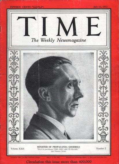 Time July 10 1933