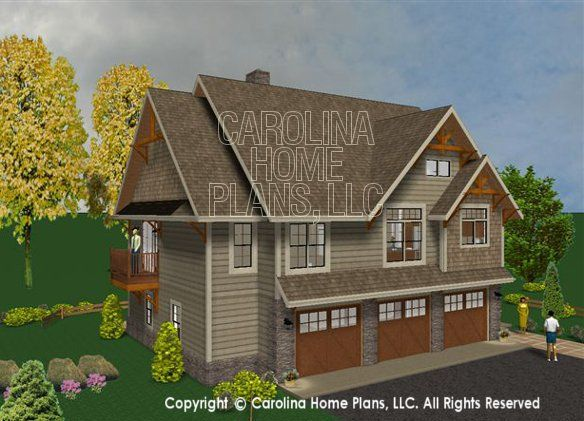 Garage apartment plans plan package cost to build 0 - Cost to build a garage with apartment ...
