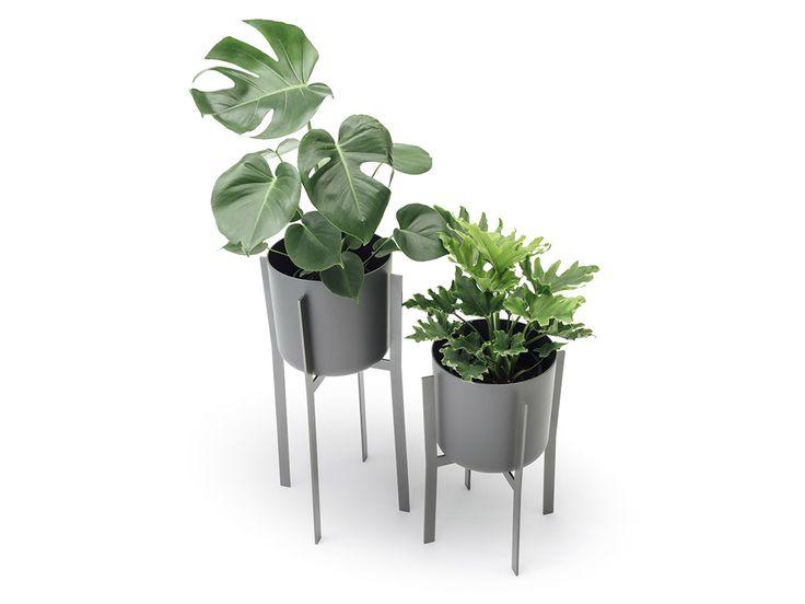 Helio Planter grey