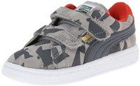 PUMA Suede Camo V Sneaker (Infant/Toddler/Little Kid)