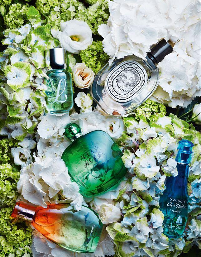 Летние ночи: ароматы с нотами белых цветов | Glamour.ru