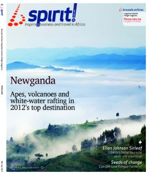 Inflight magazine cover image: bspirit (Brussels Airlines)
